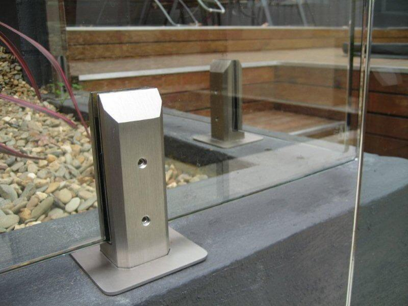 Glass Pool Fencing Melbourne - Frameless Glass