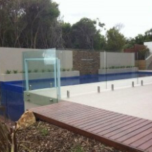 Glass Pool Fencing Melbourne - Frameless Glass In KEW
