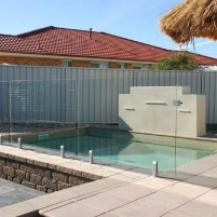 Glass Pool Fencing Melbourne - Frameless Glass In TOORAK