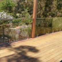 Glass Pool Fencing Melbourne - Glass Balustrade