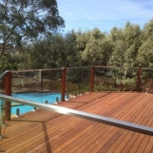 Glass Pool Fencing Melbourne - Glass Balustrade Bentleigh