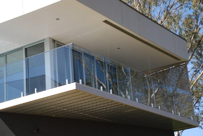 Glass Pool Fencing Melbourne - Glass Balustrade STH Yarra