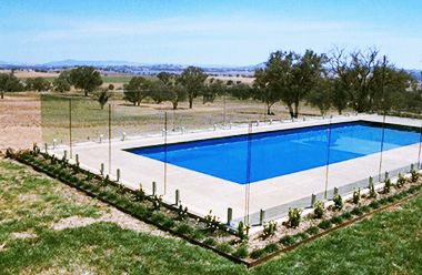 Frameless Glass Pool Fencing - Melbourne