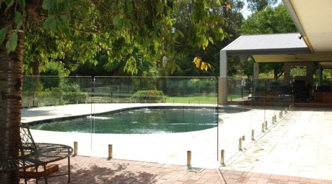 Glass Fencing - Melbourne - 5 Landscaping Ideas To Enhance Your Pool Area