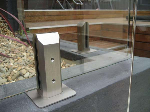 Glass Fencing - Melbourne - Handrail