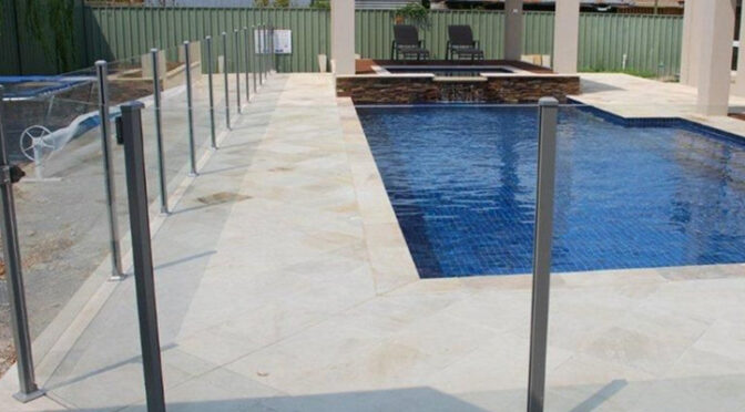 Semi Frameless Glass Fencing - That Smart Glass Look, But Cheaper Than Frameless