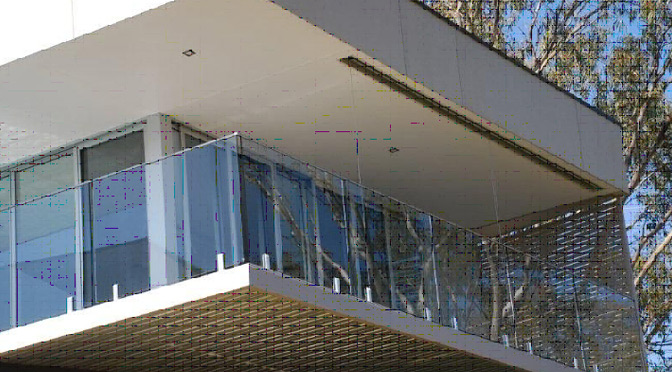 Awesome ideas for your glass balustrade
