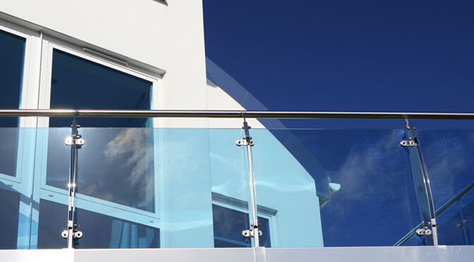 Keep your balustrade looking new