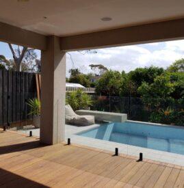Glass Pool Fencing Albury