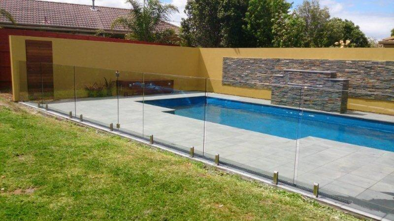 Glass Pool Fencing Melbourne Frameless Glass Pool Fences Sn Fencing