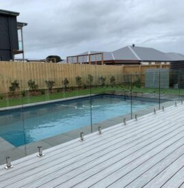 Glass Pool Fencing Victoria